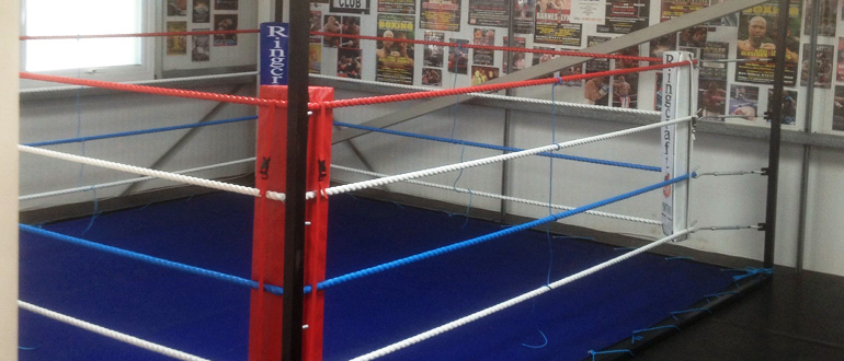 Boxing Ring Hire Ireland